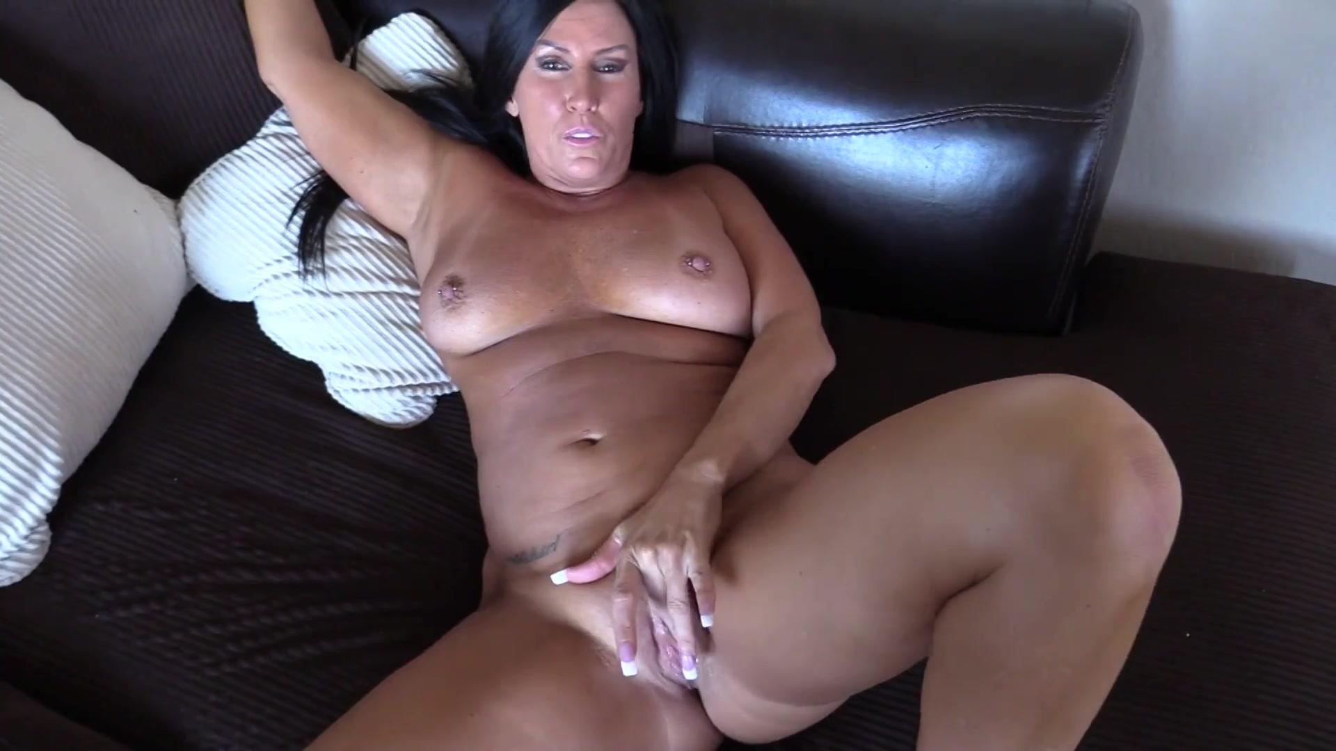 Nasty tanned MILF incredible POV sex