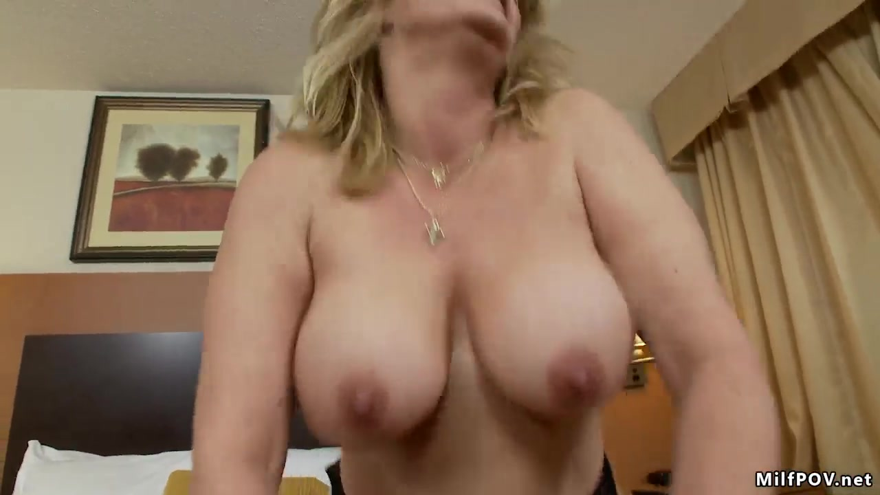 Homemade Big Tits Riding Pov