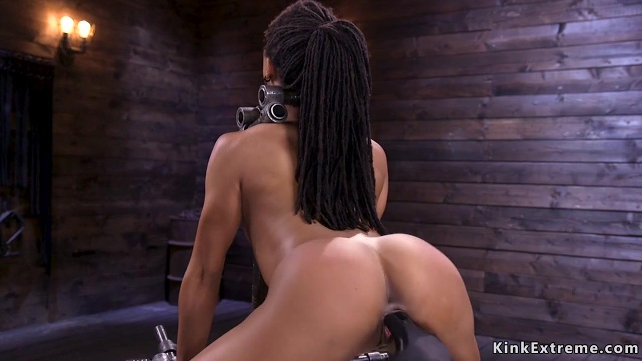 Big black african cock