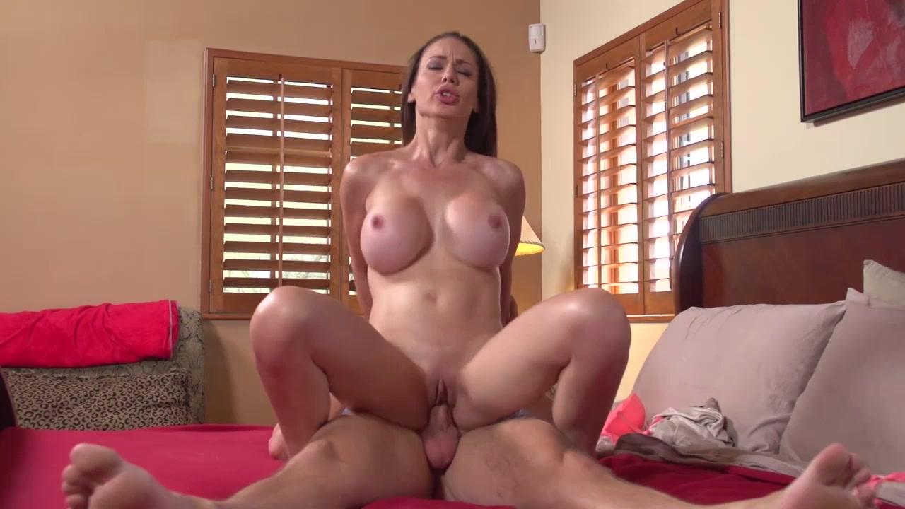 Mother's Forbidden Romances - MILF porn clip