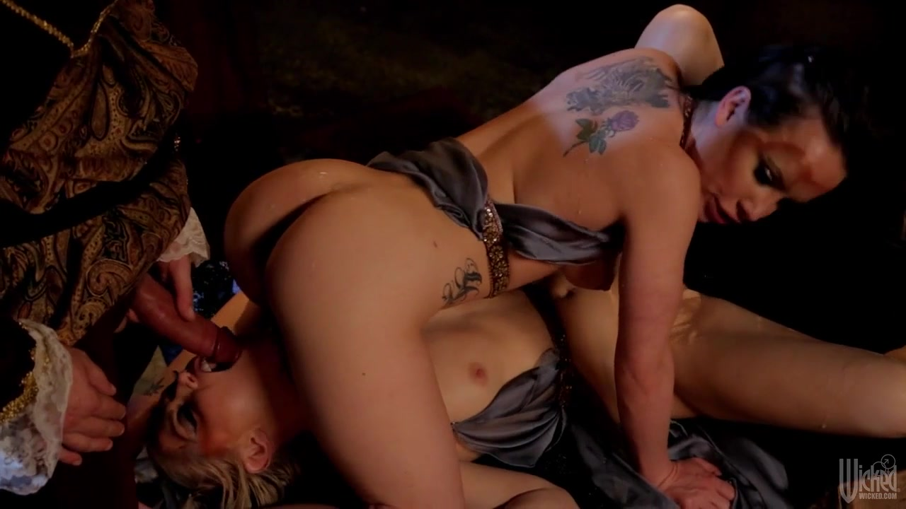 Sexy nude marlene mourreau