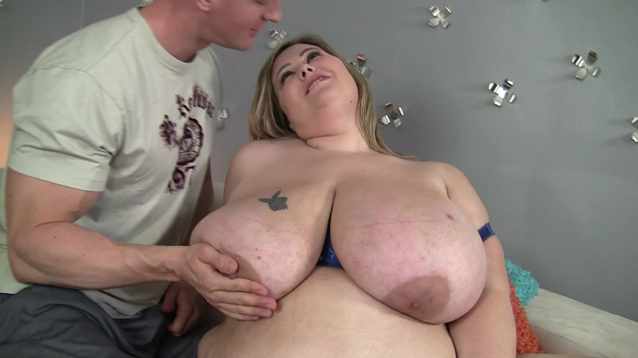 30 Pounds Titties Used With Talent - BBW porn