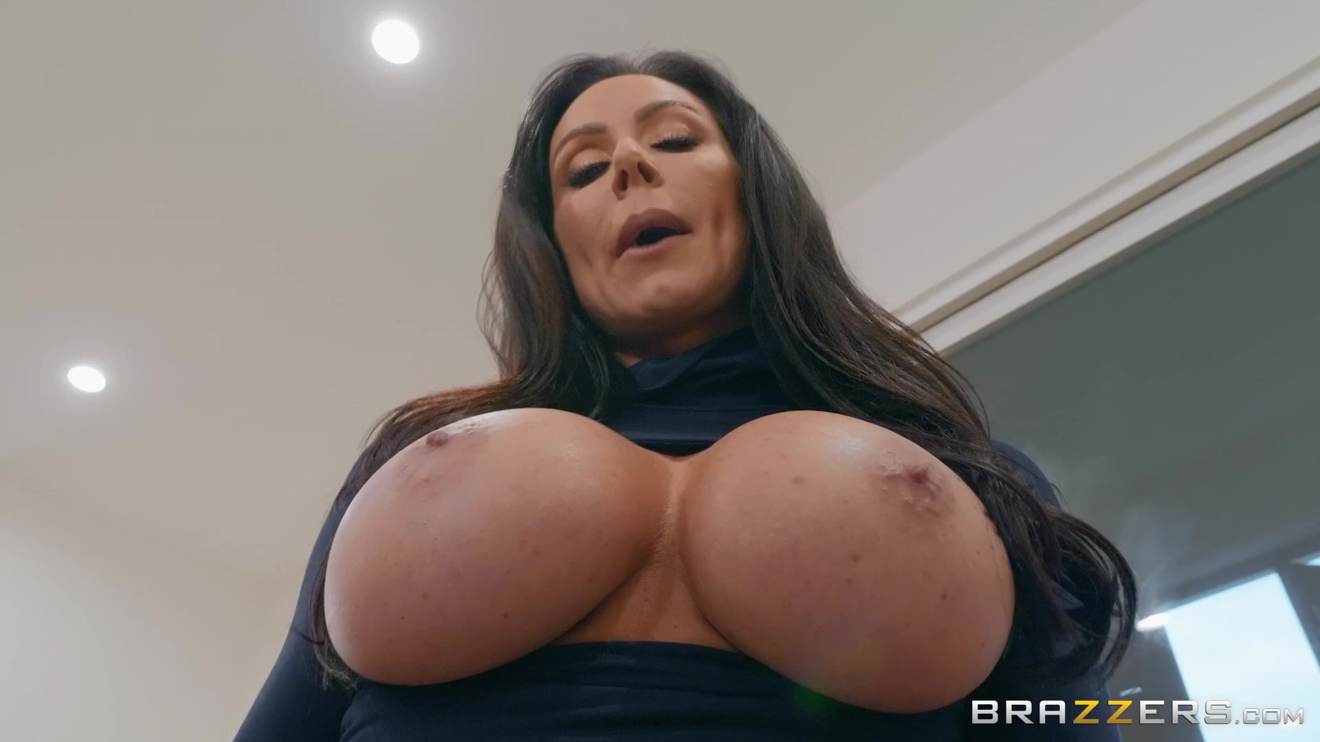Natural Double D Tits Pov