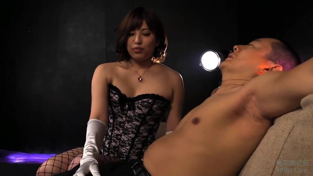 Think, that femdom assfucking of male slaves
